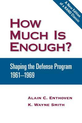How Much Is Enough?: Shaping the Defense Program 1961-1969