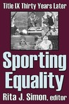 Sporting Equality by Rita Simon