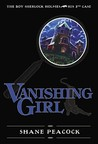 Vanishing Girl (The Boy Sherlock Holmes, #3)