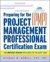 Preparing for the Project Management Professional: PMP Certification Exam