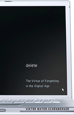 Delete by Viktor Mayer-Schönberger