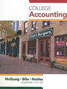 College Accounting, Chapters 1-12