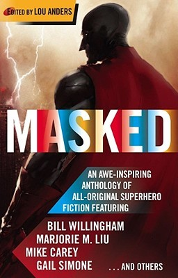 Masked by Lou Anders