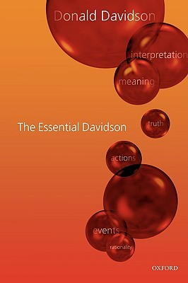 The Essential Davidson by Donald Davidson