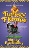 Turkey Flambé (A Carolyn Blue Culinary Mystery, #10)