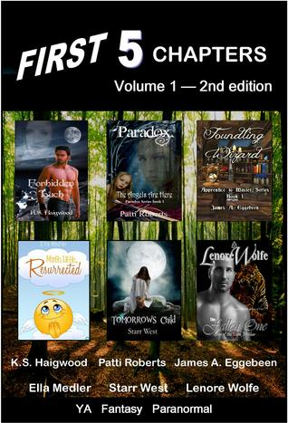 First 5 Chapters by Patti Roberts