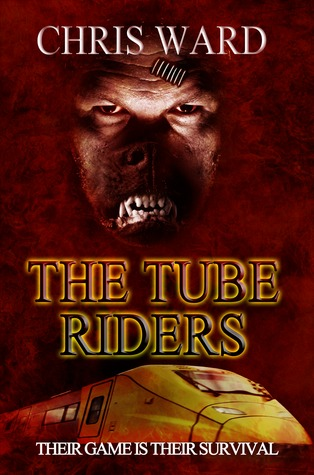 The Tube Riders by Chris  Ward