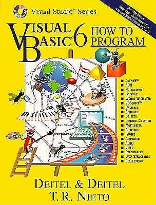 Visual Basic 6  by Harvey M. Deitel