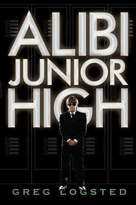 Alibi Junior High by Greg Logsted