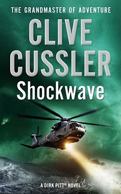 Shock Wave by Clive Cussler