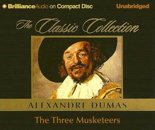 Three Musketeers, The by Alexandre Dumas