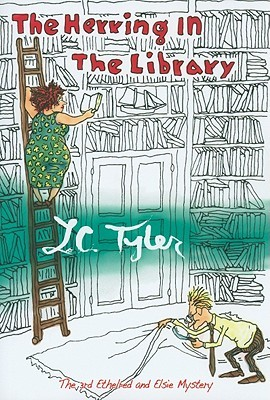 The Herring in the Library by L.C. Tyler