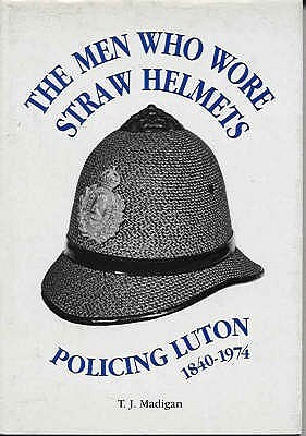Men Who Wore Straw Helmets by Tom Madigan