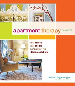 Apartment therapy presents real homes real people for Only books design apartment 8