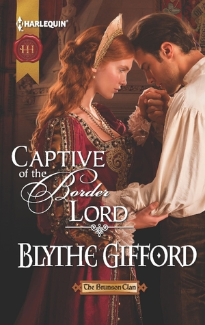 Captive of the Border Lord (Brunson Clan Trilogy #2)