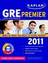 Kaplan GRE Exam 2011 Premier with CD-ROM
