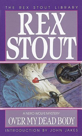 Over My Dead Body by Rex Stout
