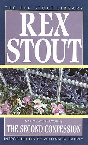 The Second Confession by Rex Stout