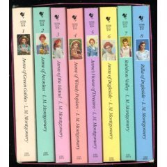Complete Anne Box Set by L.M. Montgomery