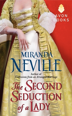 The Second Seduction of a Lady by Miranda Neville