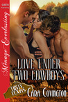 Love Under Two Cowboys (Lusty, Texas, #12)