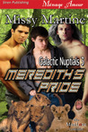 Meredith's Pride (Galactic Nuptials #3)