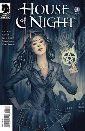 House of Night #1 by P.C. Cast