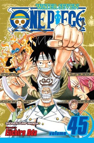 One Piece, Volume 45 by Eiichiro Oda