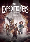 The Expeditioners and the Treasure of Drowned Man's Canyon (The Expeditioners, #1)