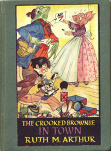 The Crooked Brownie in Town