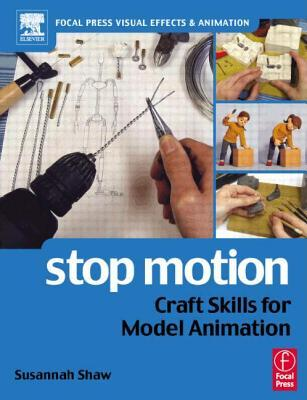 Stop Motion by Susannah Shaw