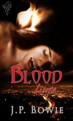 Blood Lure by J.P. Bowie