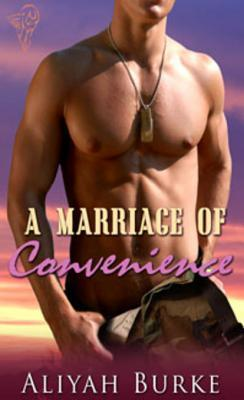A Marriage of Convenience by Aliyah Burke
