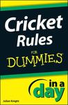 Cricket Rules in a Day for Dummies