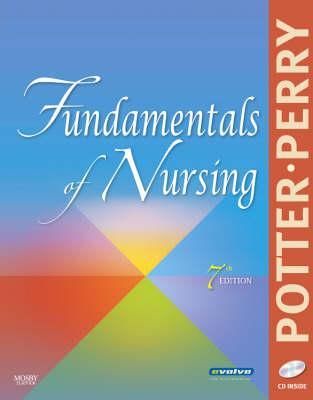 Fundamentals of Nursing [With CDROM] by Patricia Ann Potter