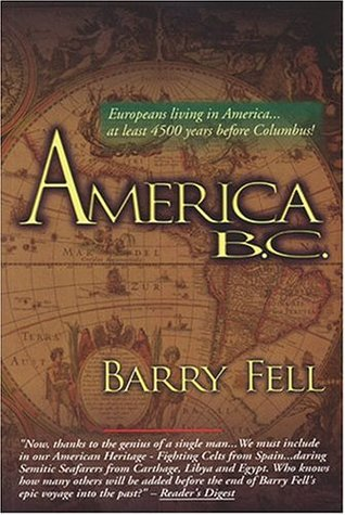 America BC by Barry Fell