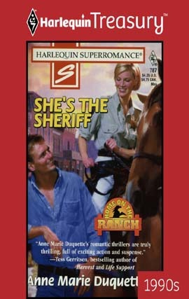 She's the Sheriff