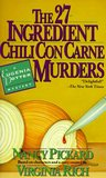 The 27-Ingredient Chili Con Carne Murders (Eugenia Potter, #4)
