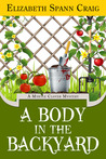 A Body in the Backyard (Myrtle Clover Cozy Mysteries #4)