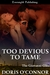 Too Devious to Tame by Doris O'Connor