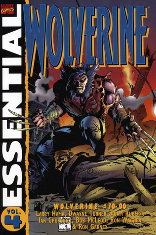 Essential Wolverine, Vol. 4