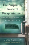 The Surprising Grace of Disappointment: Finding Hope when God Seems to Fail Us