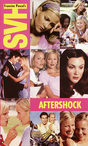 Aftershock by Francine Pascal