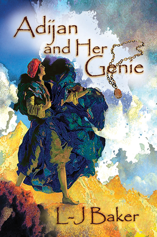 Adijan and Her Genie by L.-J. Baker