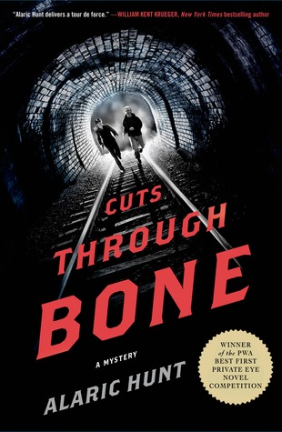 Cuts Through Bone: A Mystery (Guthrie and Vasquez Mystery, #1)