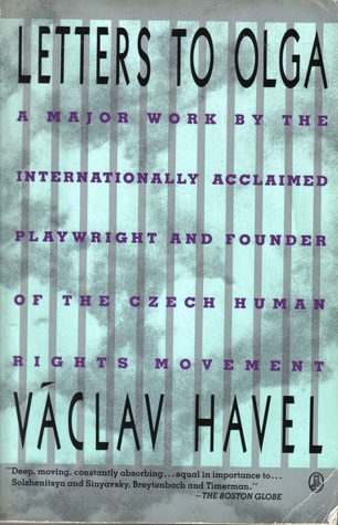 Letters to Olga by Václav Havel