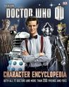 Doctor Who Character Encyclopedia by Jason Loborik