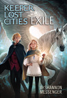 Exile by Shannon Messenger