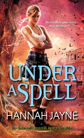 Under A Spell by Hannah Jayne