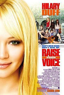 Raise Your Voice, Novelization by Mitch Rotter